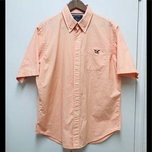 American living shirts man's shirt size L